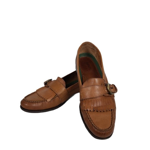 Levi's Rogue Casual Leather Loafers Mens 8.5M